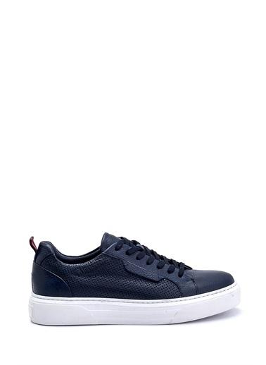 Derimod Erkek Ayakkabı(1123) Sneaker Lacivert